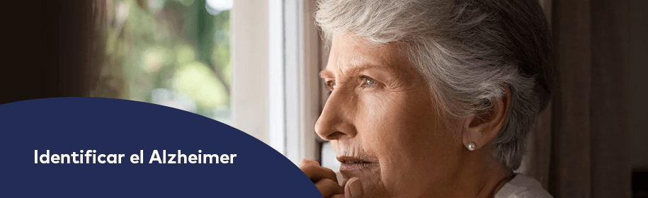 Identificar al Alzheimer