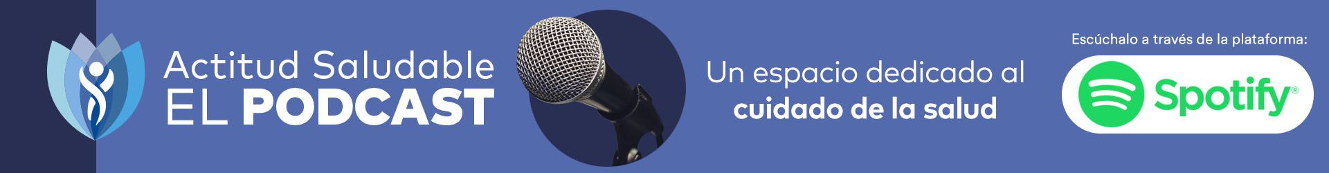 Podcast actitud saludable