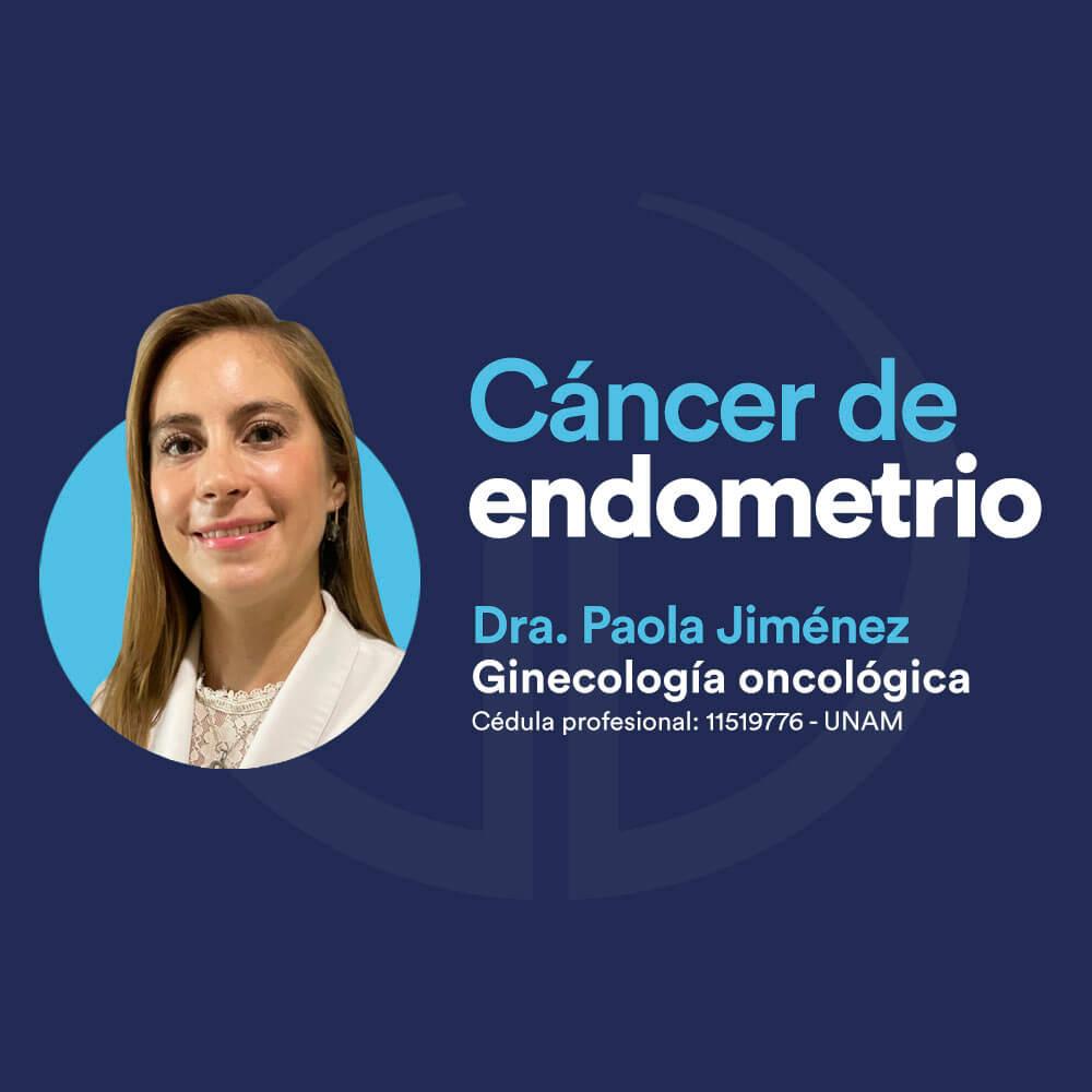 Cáncer endometrio